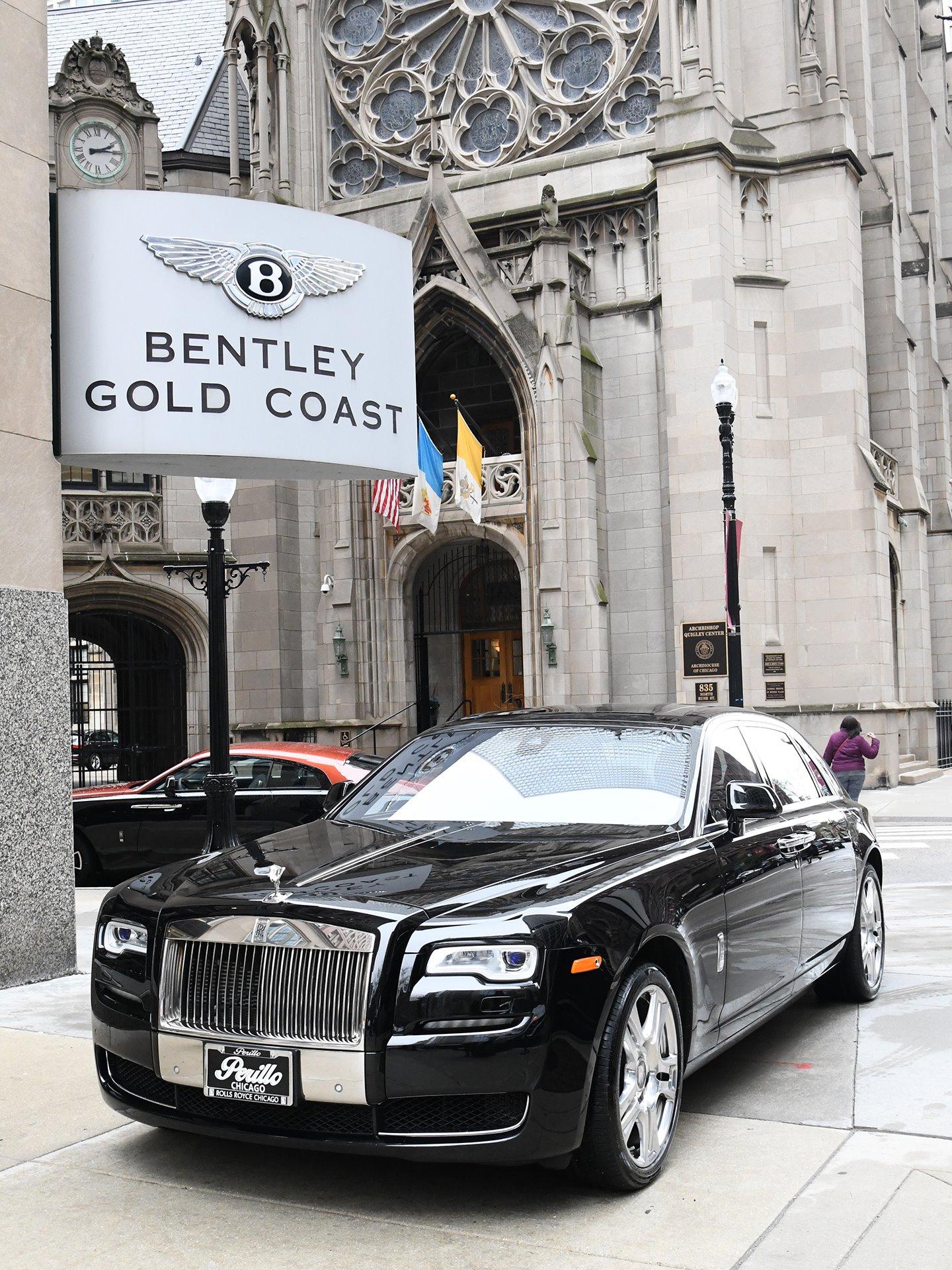Rolls-Royce Ghost 2017 $238841.00 incacar.com