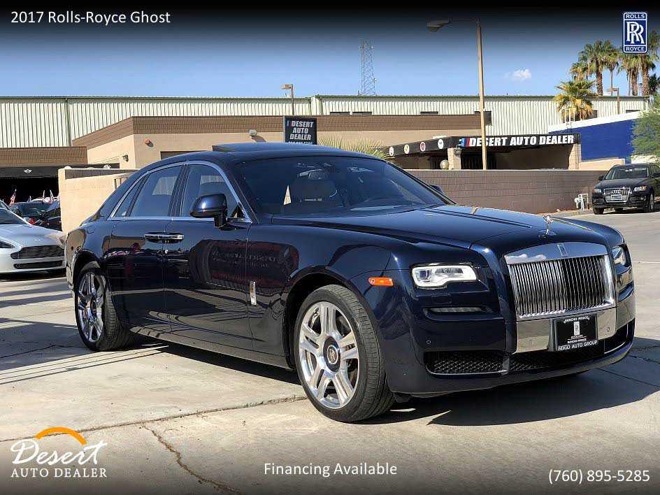 Rolls-Royce Ghost 2017 $265000.00 incacar.com