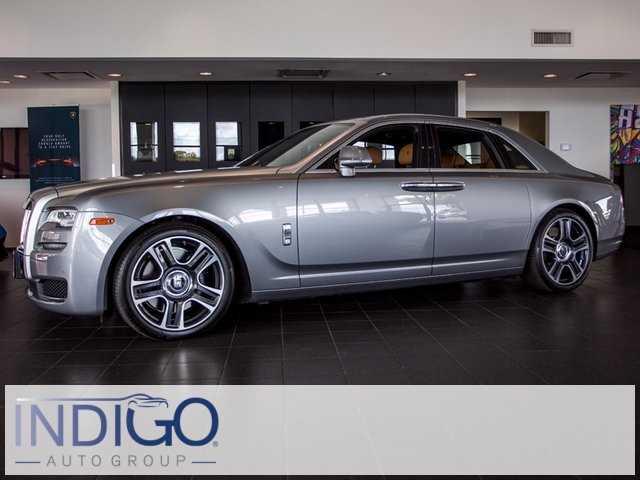 Rolls-Royce Ghost 2017 $299984.00 incacar.com