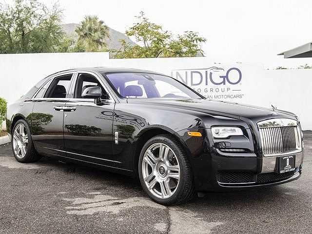 Rolls-Royce Ghost 2017 $219990.00 incacar.com