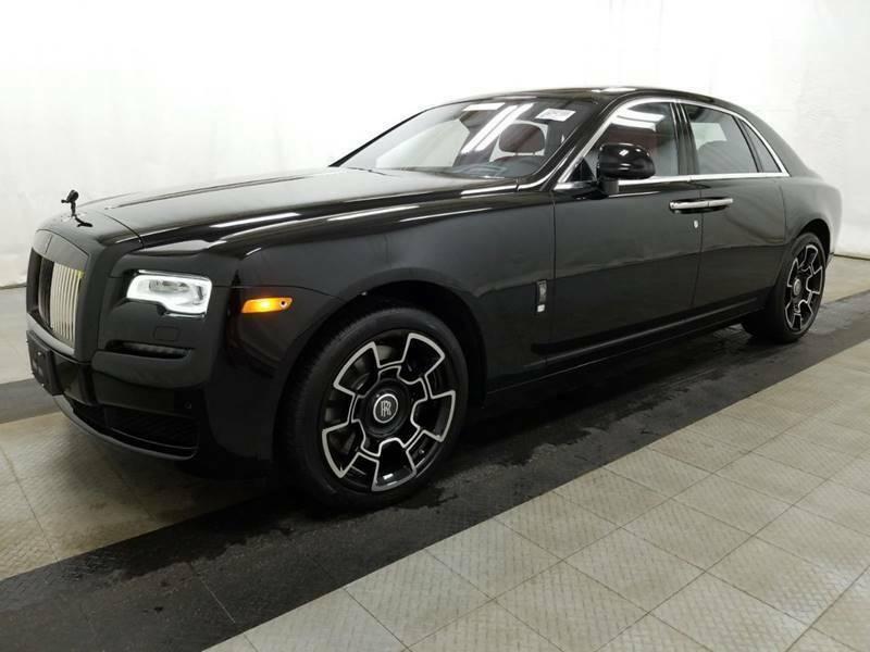 Rolls-Royce Ghost 2017 $259995.00 incacar.com
