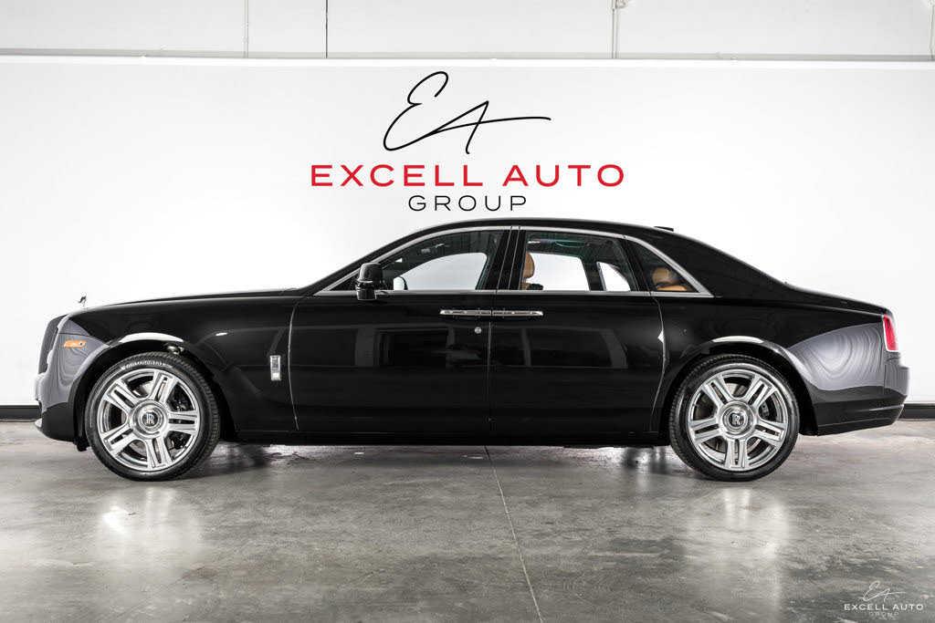 Rolls-Royce Ghost 2018 $254900.00 incacar.com