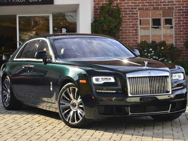 Rolls-Royce Ghost 2018 $325990.00 incacar.com