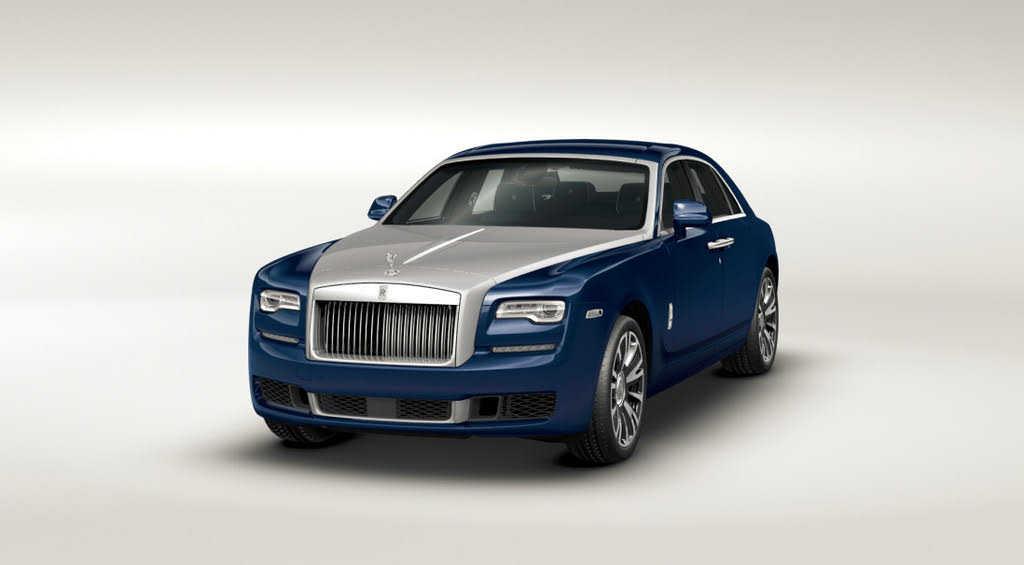 Rolls-Royce Ghost 2018 $379675.00 incacar.com