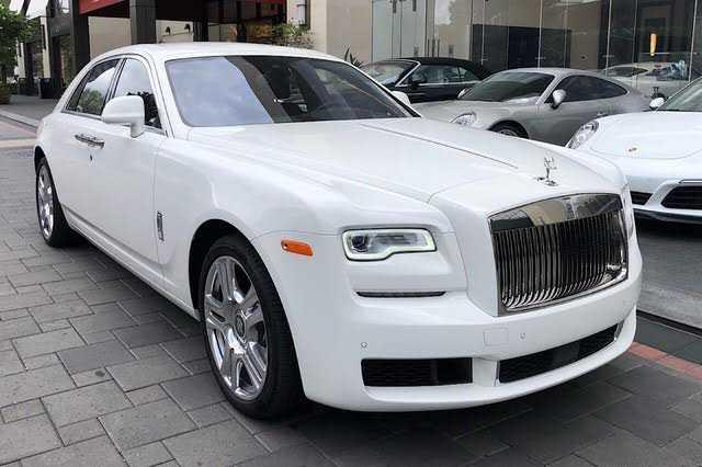 Rolls-Royce Ghost 2019 $309950.00 incacar.com