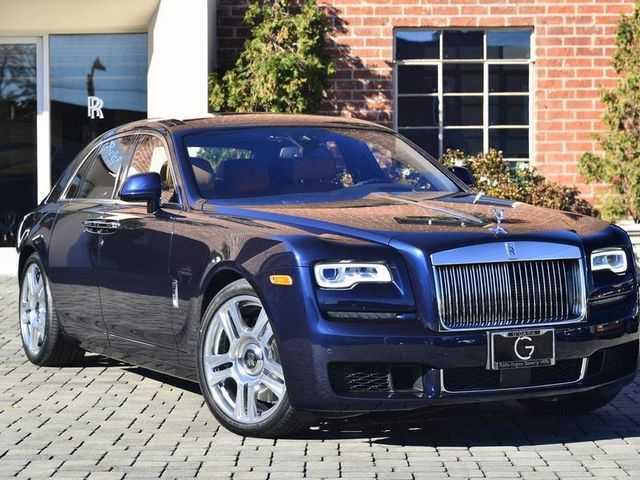 Rolls-Royce Ghost 2019 $390225.00 incacar.com