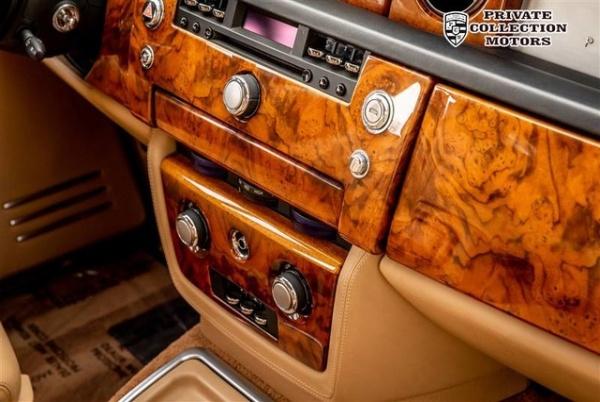 Rolls-Royce Phantom 2004 $99885.00 incacar.com