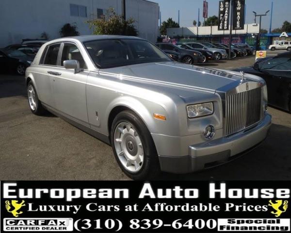 Rolls-Royce Phantom 2004 $119999.00 incacar.com