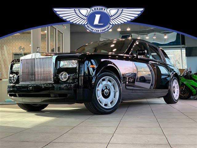 Rolls-Royce Phantom 2004 $109888.00 incacar.com