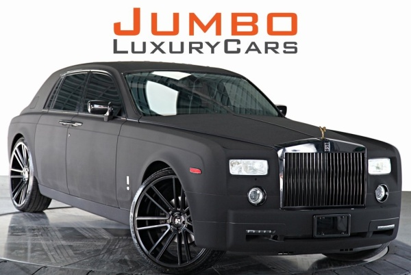 Rolls-Royce Phantom 2004 $79999.00 incacar.com