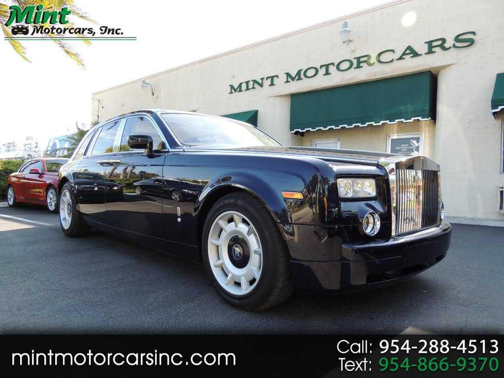 Rolls-Royce Phantom 2005 $95500.00 incacar.com