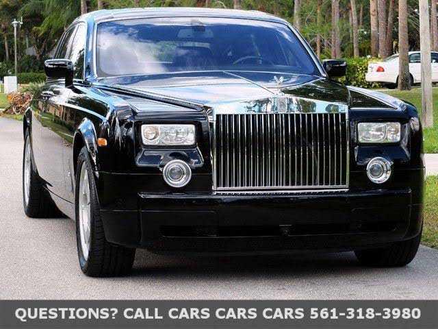 Rolls-Royce Phantom 2006 $105500.00 incacar.com
