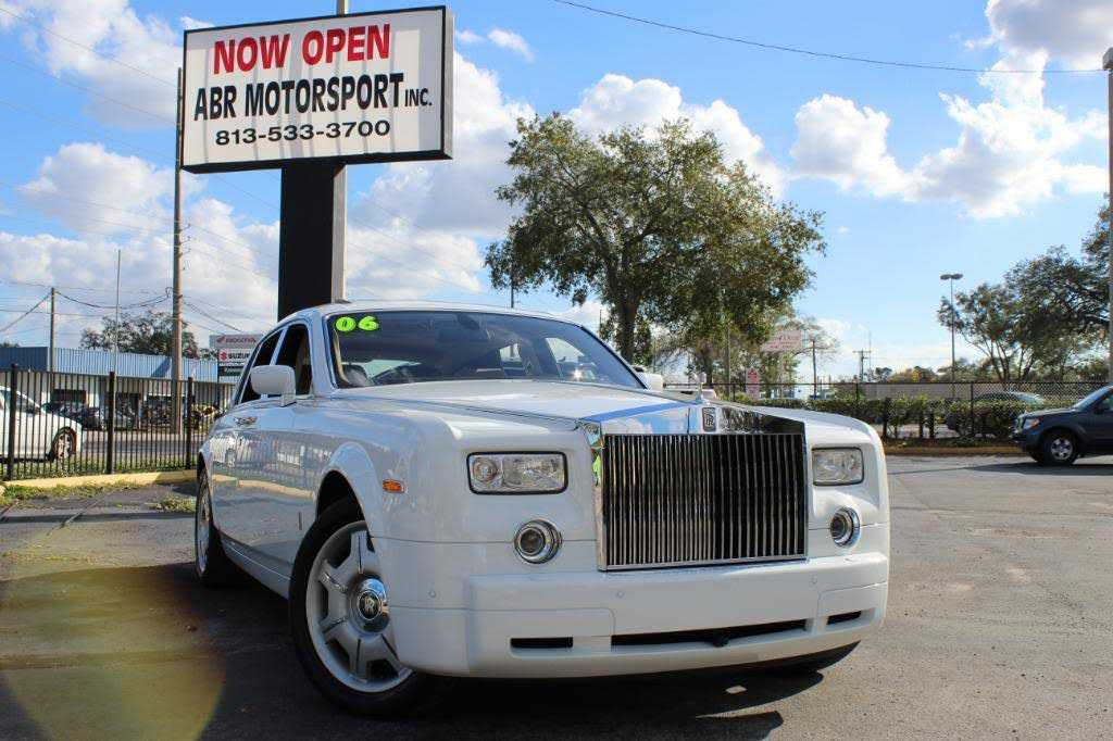 Rolls-Royce Phantom 2006 $149000.00 incacar.com