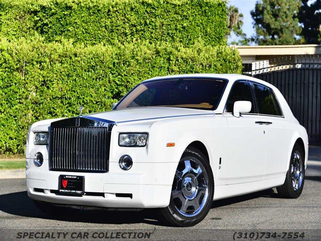 Rolls-Royce Phantom 2007 $102500.00 incacar.com