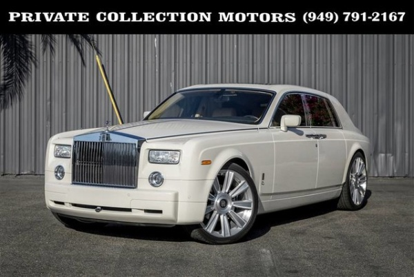 Rolls-Royce Phantom 2007 $109888.00 incacar.com