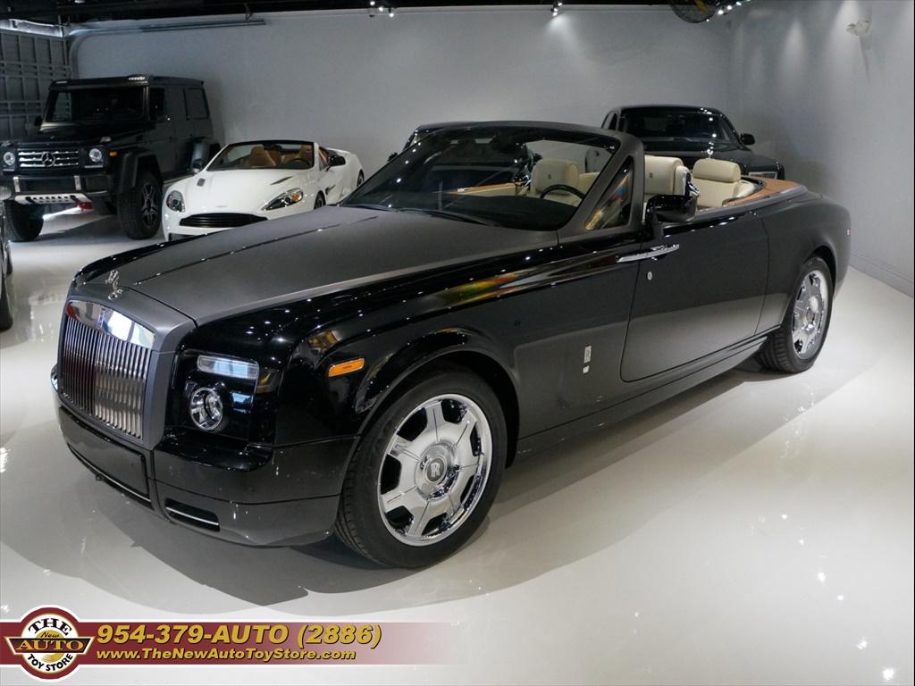 Rolls-Royce Phantom 2008 $159950.00 incacar.com
