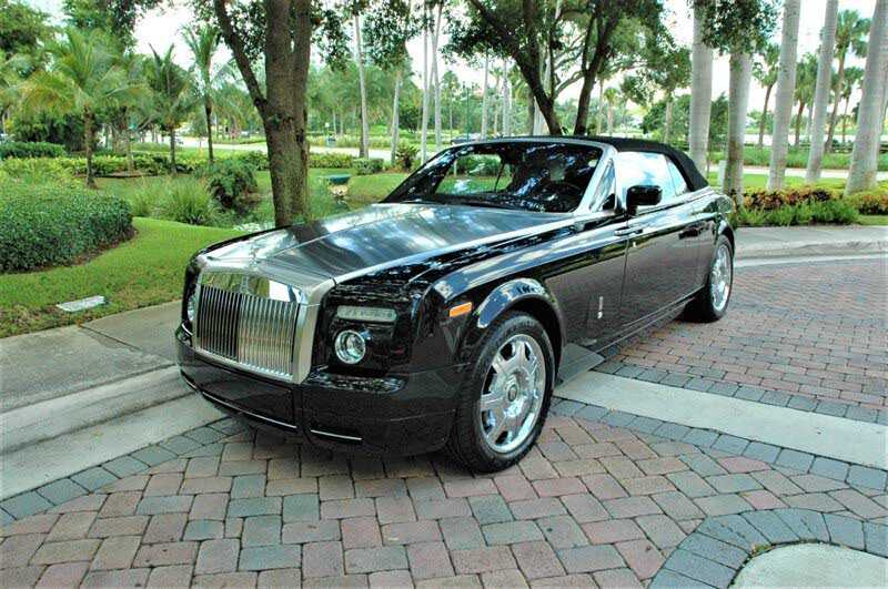 Rolls-Royce Phantom 2008 $167900.00 incacar.com