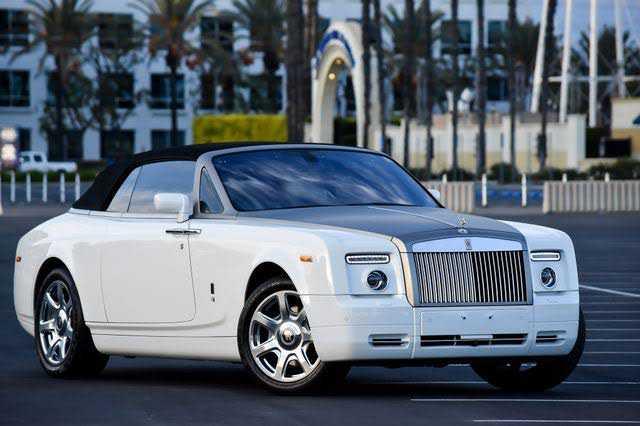 Rolls-Royce Phantom 2009 $159900.00 incacar.com