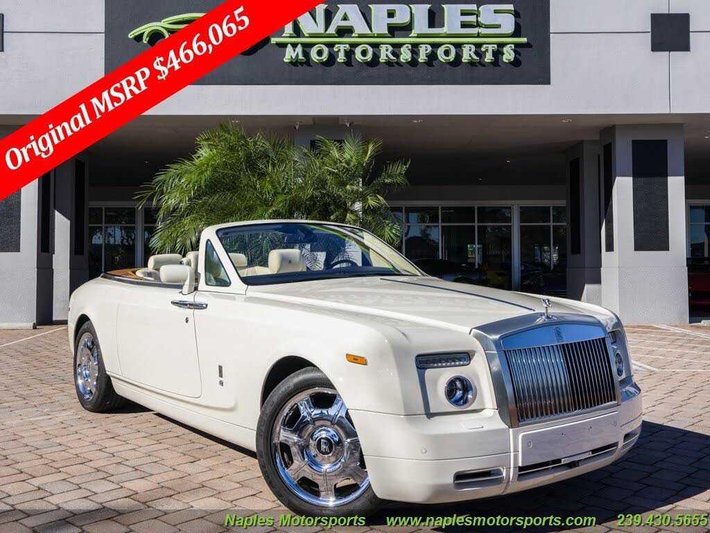 Rolls-Royce Phantom 2009 $189995.00 incacar.com