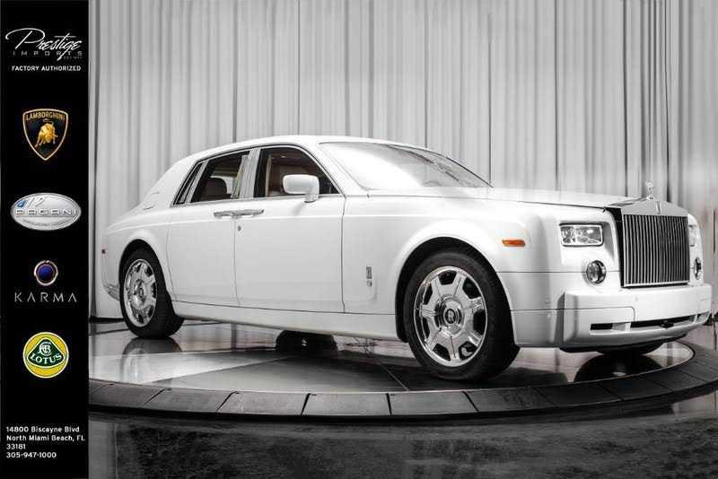 Rolls-Royce Phantom 2009 $159950.00 incacar.com
