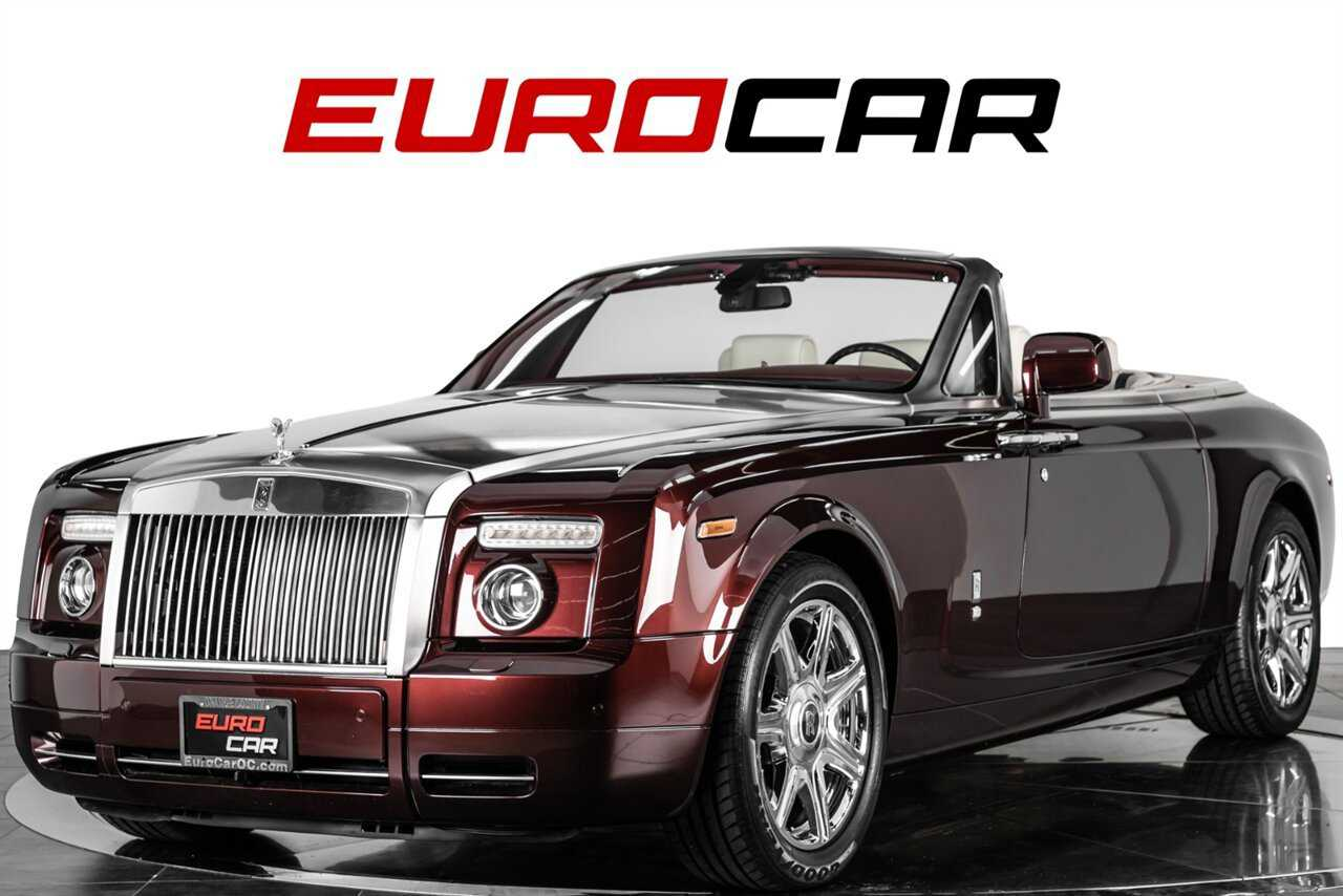 Rolls-Royce Phantom 2010 $169888.00 incacar.com