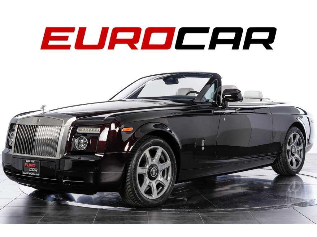 Rolls-Royce Phantom 2012 $209999.00 incacar.com