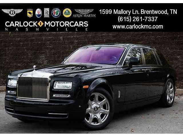 Rolls-Royce Phantom 2013 $214500.00 incacar.com