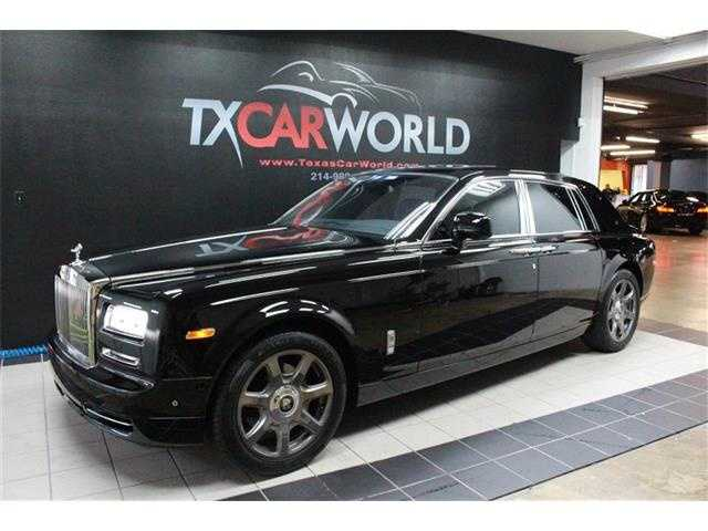 Rolls-Royce Phantom 2014 $309995.00 incacar.com