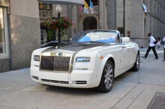 Rolls-Royce Phantom 2014 $268841.00 incacar.com