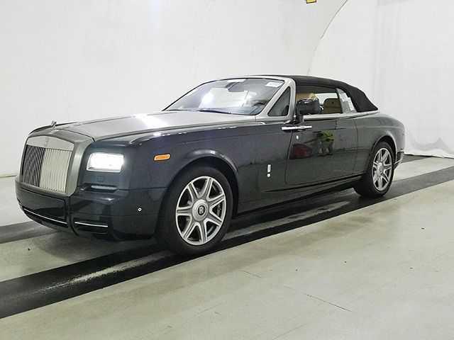 Rolls-Royce Phantom 2015 $224999.00 incacar.com