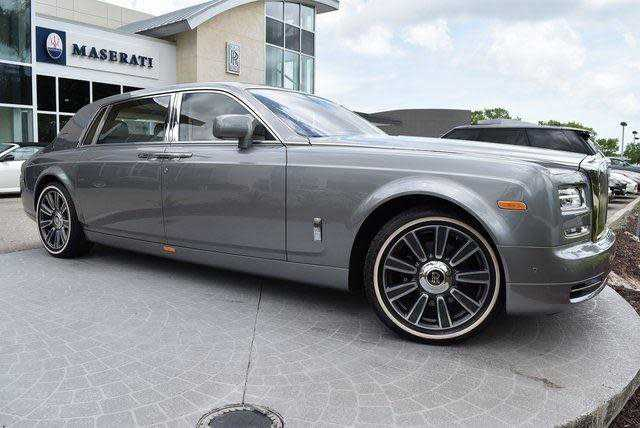 Rolls-Royce Phantom 2016 $344900.00 incacar.com