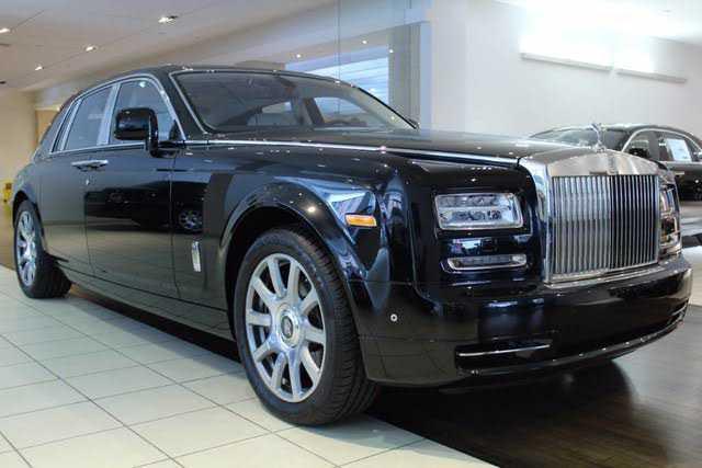Rolls-Royce Phantom 2016 $315888.00 incacar.com