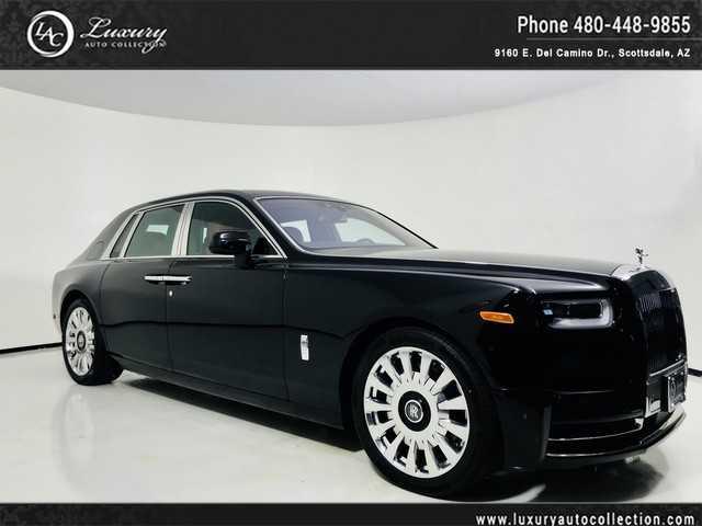 Rolls-Royce Phantom 2018 $555425.00 incacar.com