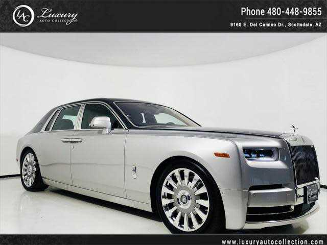 Rolls-Royce Phantom 2018 $478500.00 incacar.com