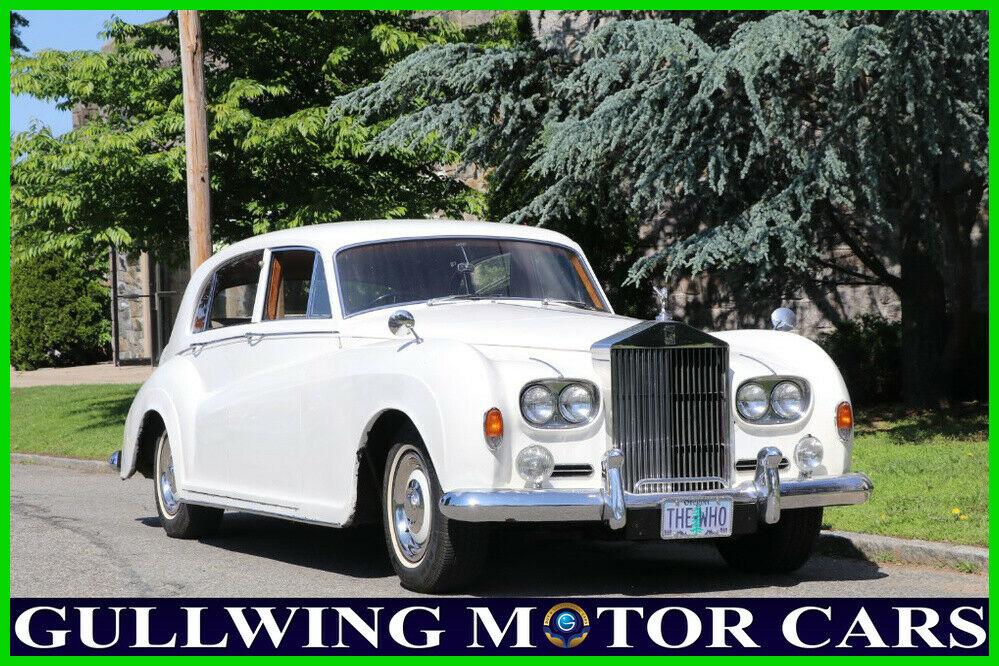 Rolls-Royce Silver Cloud 1963 $52500.00 incacar.com
