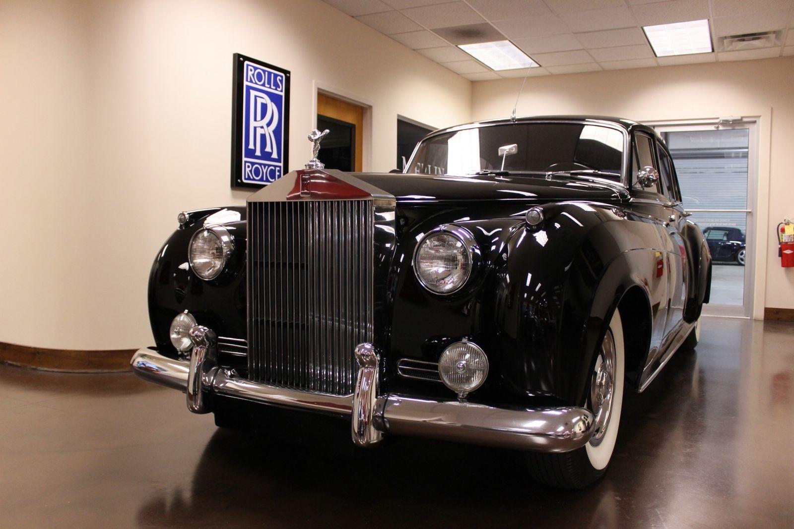 Rolls-Royce Silver Cloud 1958 $59000.00 incacar.com