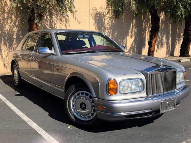 Rolls-Royce Silver Seraph 1999 $53995.00 incacar.com