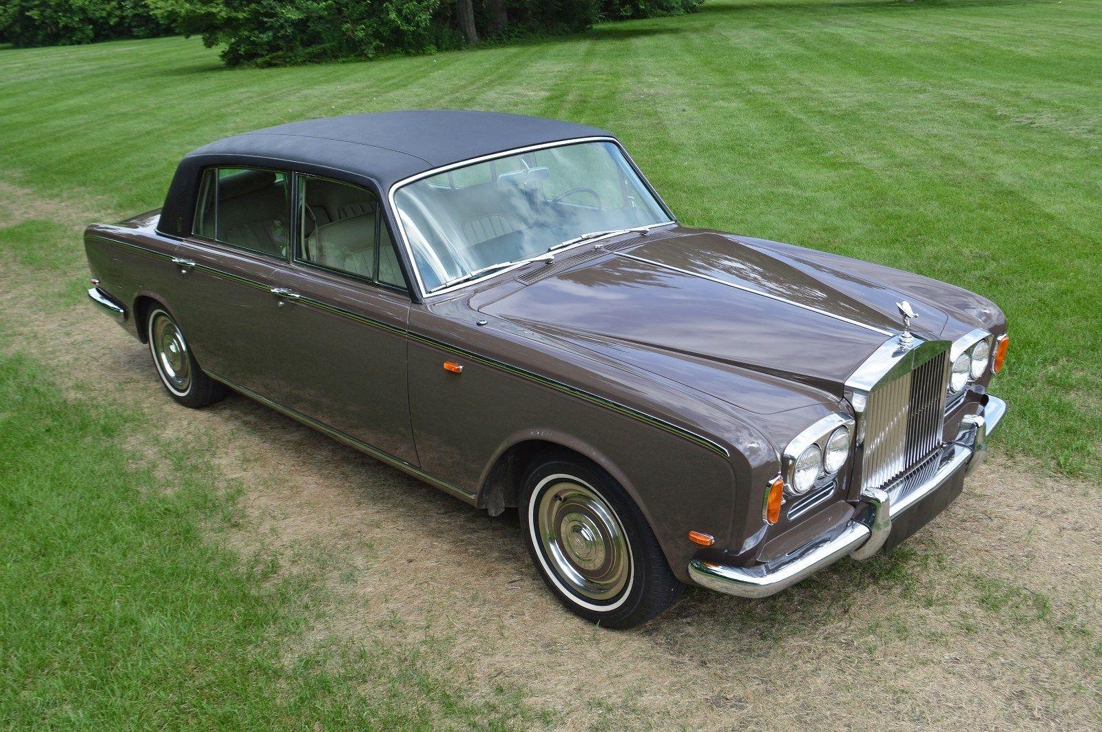 Rolls-Royce Silver Shadow 1969 $59000.00 incacar.com