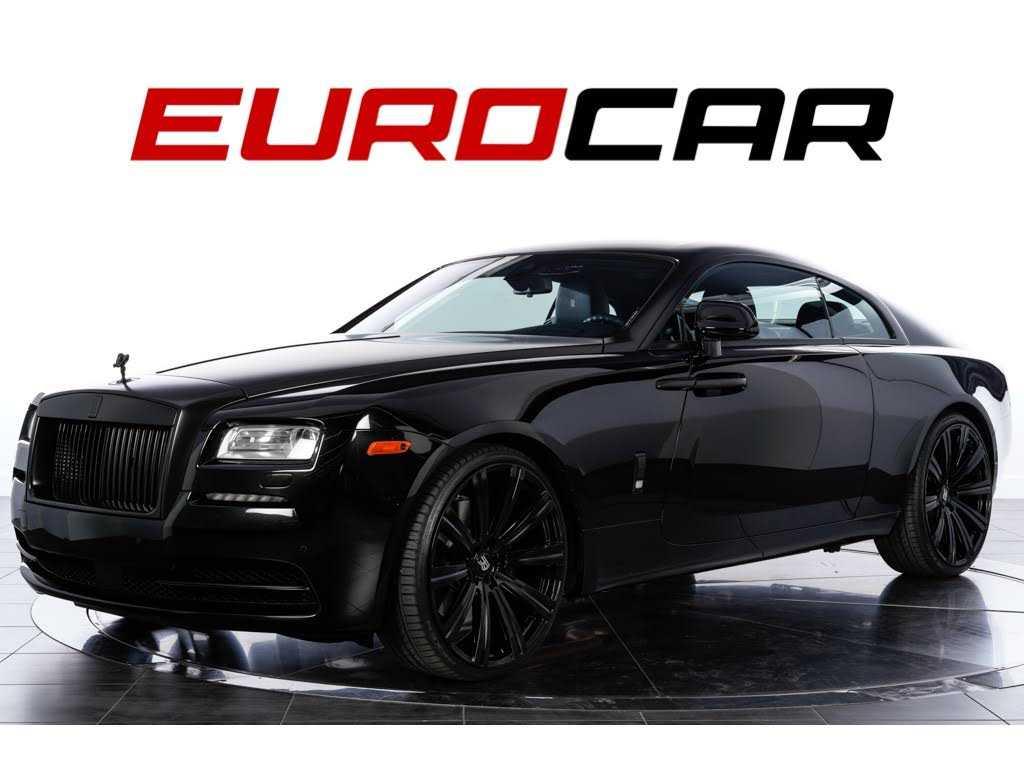 Rolls-Royce Wraith 2014 $209999.00 incacar.com