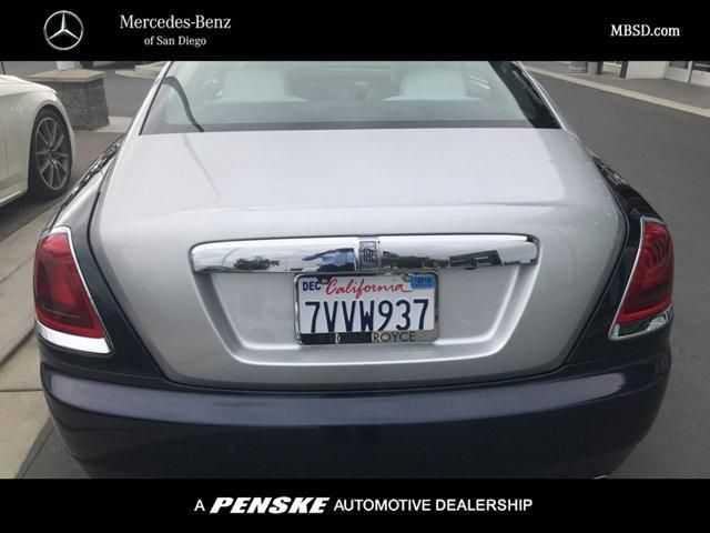 Rolls-Royce Wraith 2014 $174988.00 incacar.com