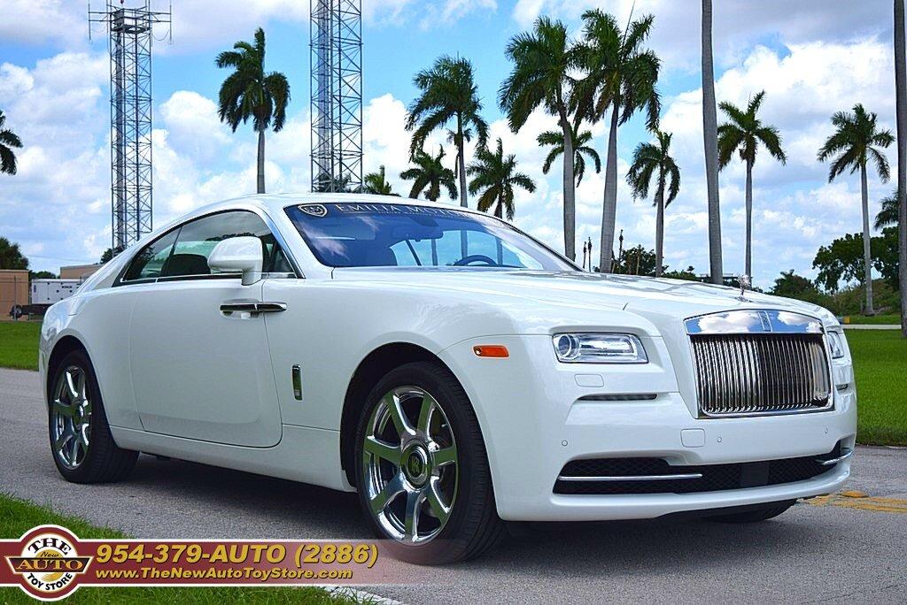 Rolls-Royce Wraith 2014 $199950.00 incacar.com