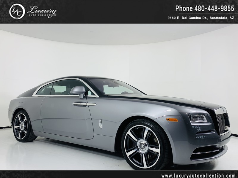 Rolls-Royce Wraith 2014 $175000.00 incacar.com