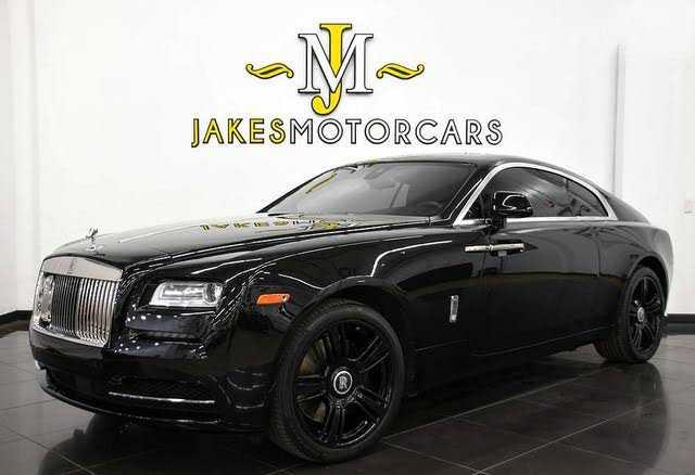 Rolls-Royce Wraith 2014 $169888.00 incacar.com