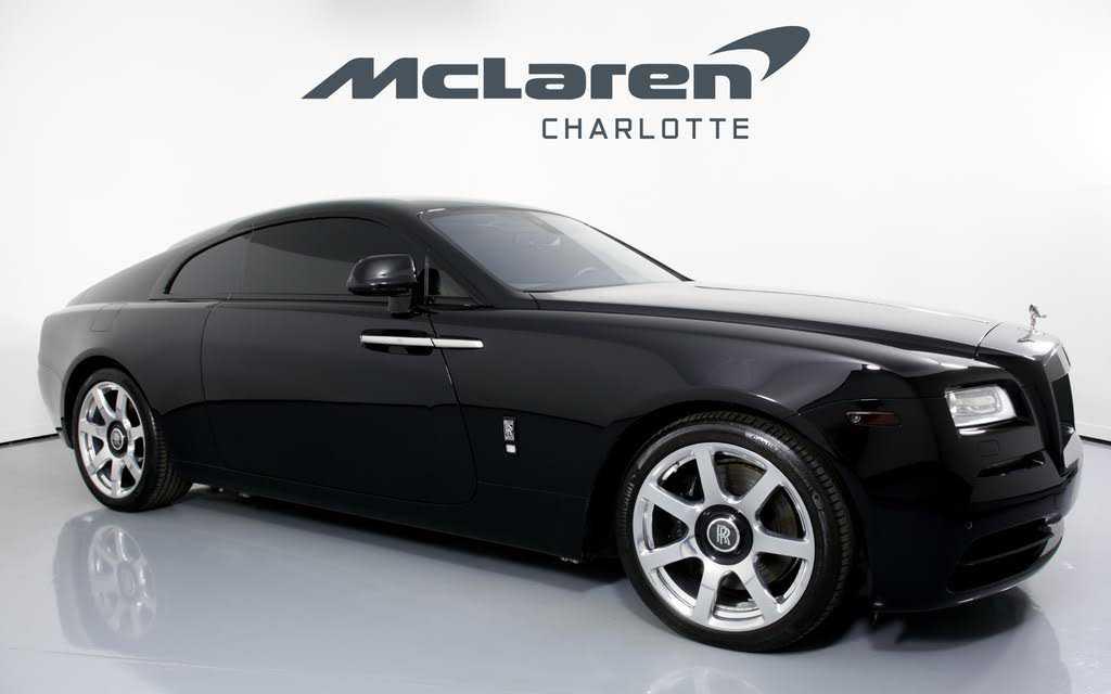 Rolls-Royce Wraith 2014 $182900.00 incacar.com