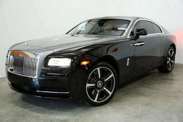 Rolls-Royce Wraith 2014 $189899.00 incacar.com