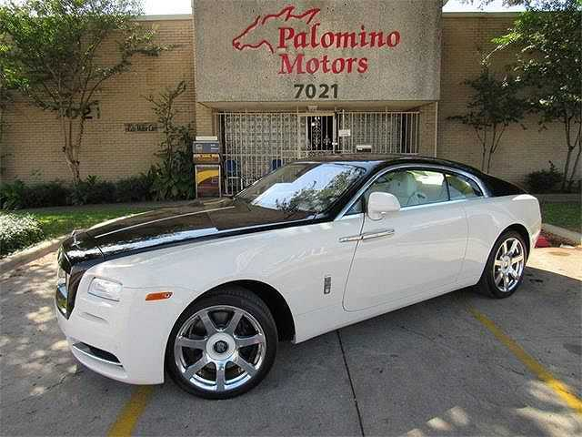 Rolls-Royce Wraith 2014 $189995.00 incacar.com