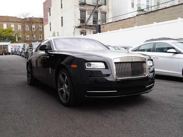 Rolls-Royce Wraith 2014 $179998.00 incacar.com