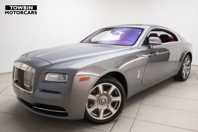 Rolls-Royce Wraith 2014 $188900.00 incacar.com