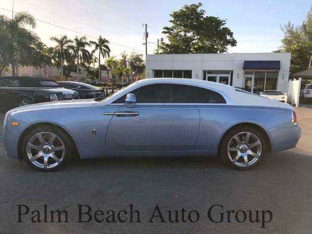 Rolls-Royce Wraith 2014 $169900.00 incacar.com