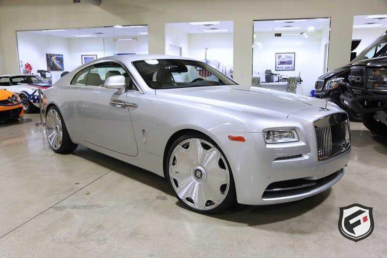 Rolls-Royce Wraith 2014 $174950.00 incacar.com
